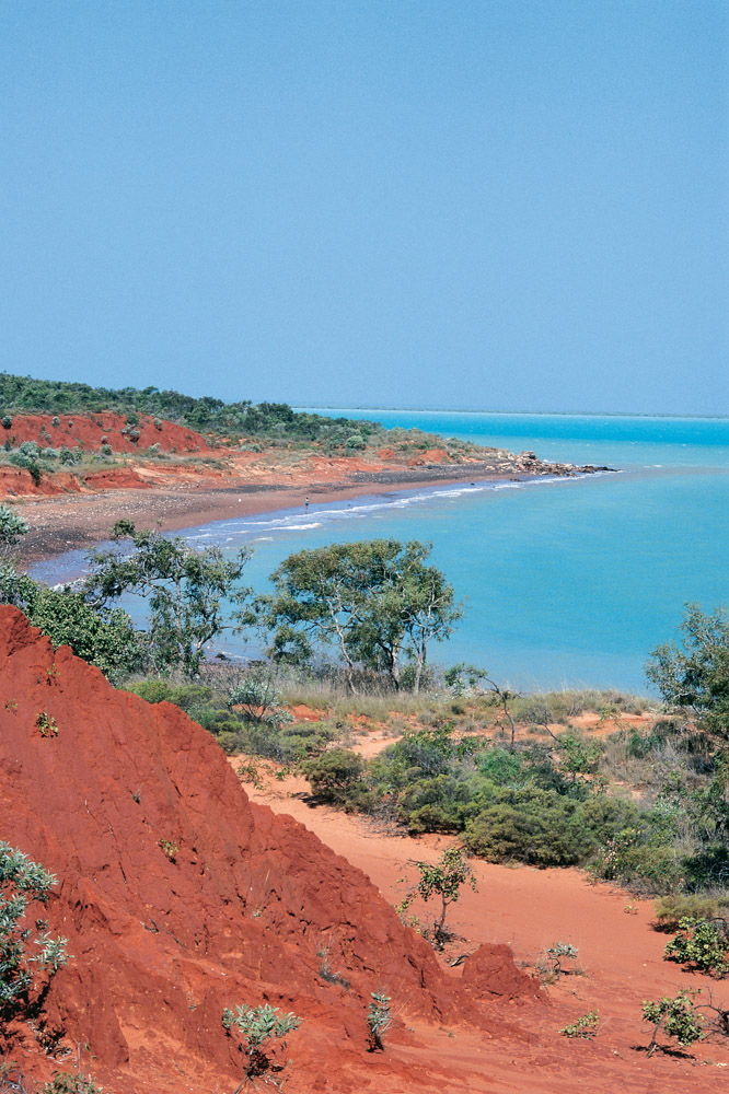 Roebuck Bay, Broome © Photo supplied by Tourism WA